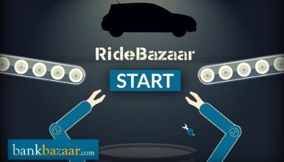 印度互金平台BankBazaar融资3000万美元