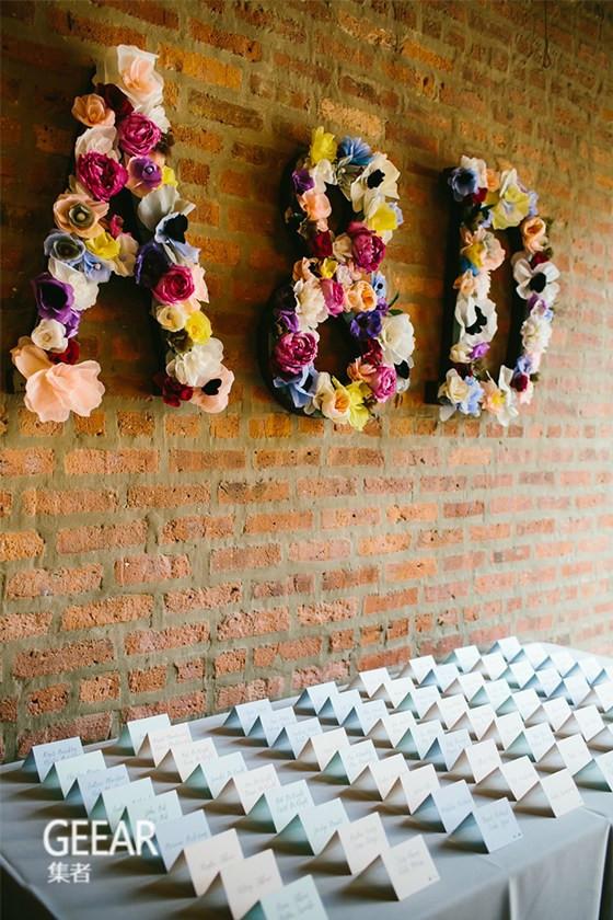 各位准新娘注意,这5种就是2018年婚礼装饰的大趋势!