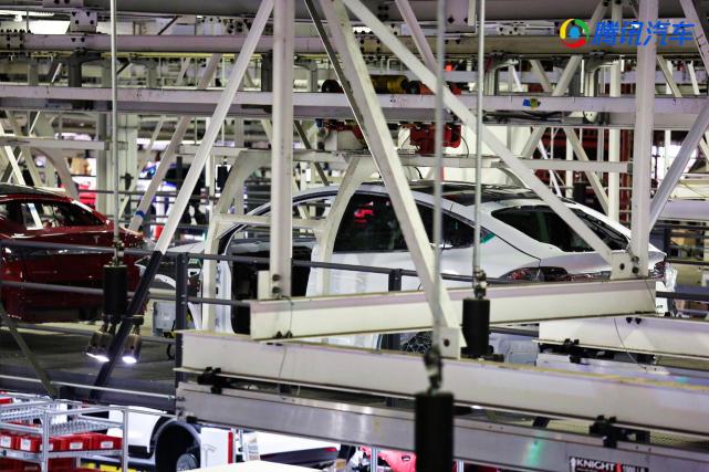 探访特斯拉Fremont工厂,实拍无畏舰队启航的地方