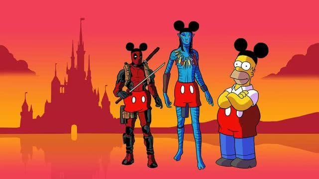 """迪士尼收购福克斯,网飞上位,好莱坞"""" 新六大"""" 重 新洗牌"""