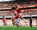 英超-阿森纳1-0胜伯恩茅斯 大卫路易斯头槌轰处子球