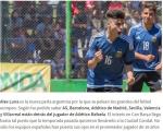 新内马尔!半个欧洲都在争夺阿根廷拉斐拉竞技锋线新星阿历克斯-卢纳