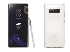 """2018 冬奥会限量版 Galaxy Note8,不过它可能是一款""""非卖品"""""""