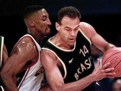 神之圣手奥斯卡·施密特,人称巴西球王是怎样拒绝NBA的?