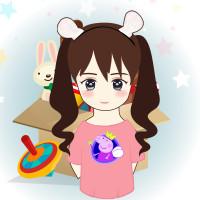 兔小姐爱玩具