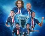 9夺法国超级杯+七连冠!大巴黎还是那个无敌的法甲霸主