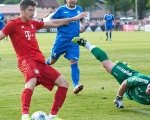 热身赛-拜仁23-0大胜鱼腩 托里索4分钟大四喜四人戴帽