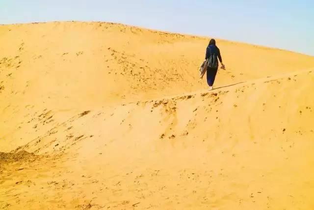 西安出发两小时 这处沙漠堪比沙坡头 还免费开放!