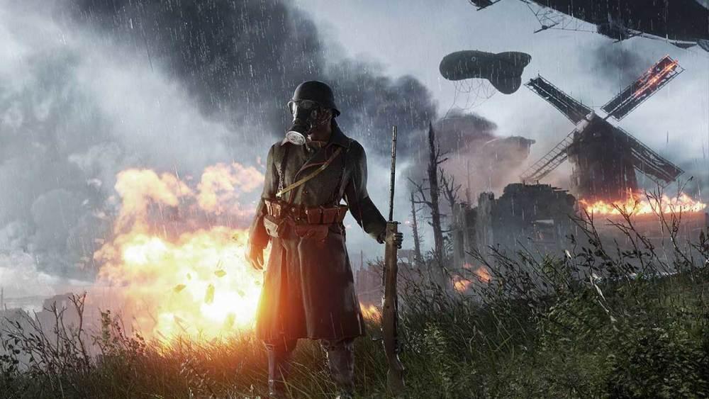 传《战地5》将支持合作模式 单人战役将有多个不同故事
