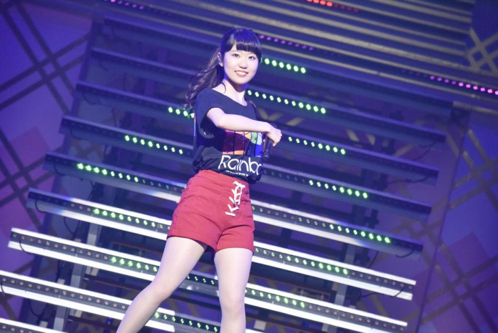我们是朋友!西明日香眼中的东山奈央演唱会