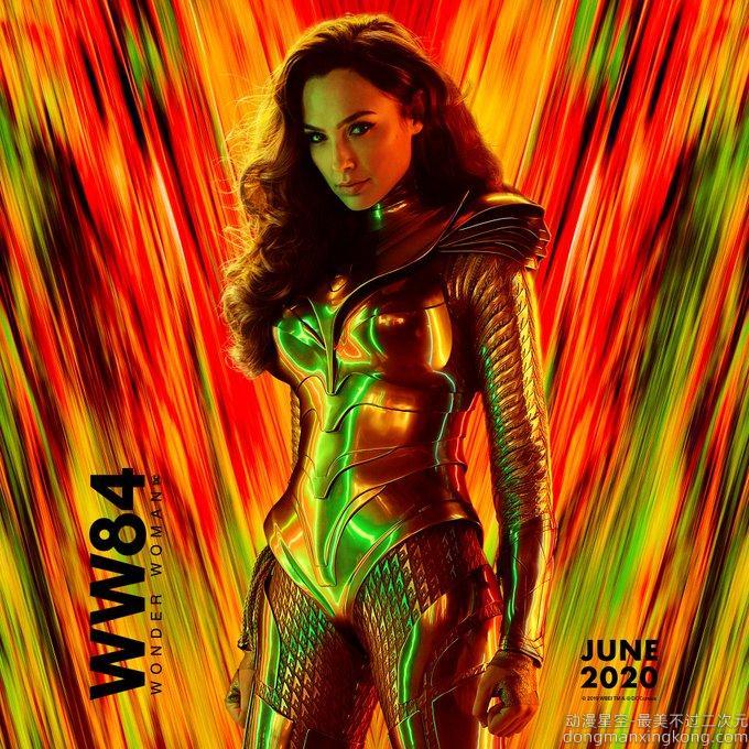 《神奇女侠2》首支完整预告片正式发布:DC女神归来
