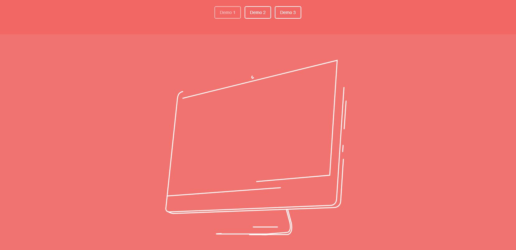 SVG网页绘图动画效果