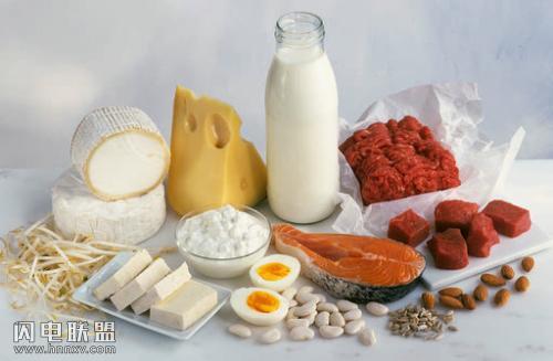 蛋白质对男人的好处 看完你就知道了