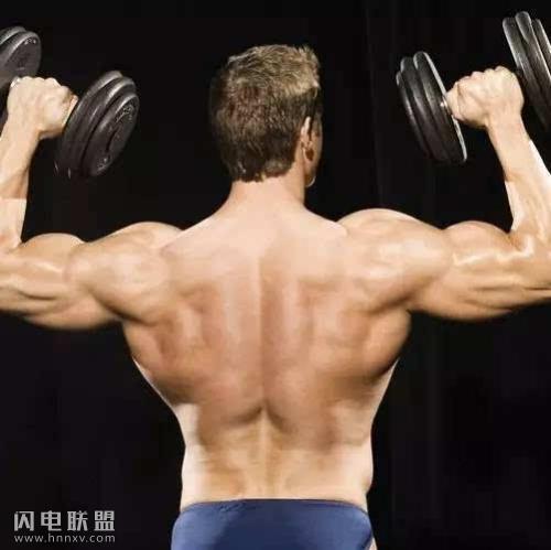 三角肌怎么锻炼?看完你就知道了