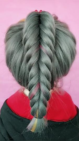 Braid Hair Style Skills in 20 Schools