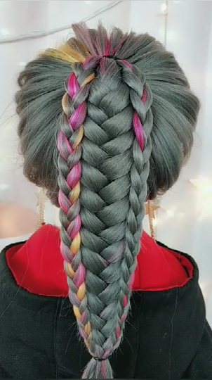 Braid Hair Style Skills in 20 Schools