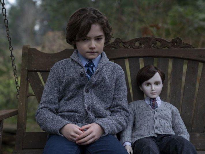 小男孩外型竟神複製鬼娃?