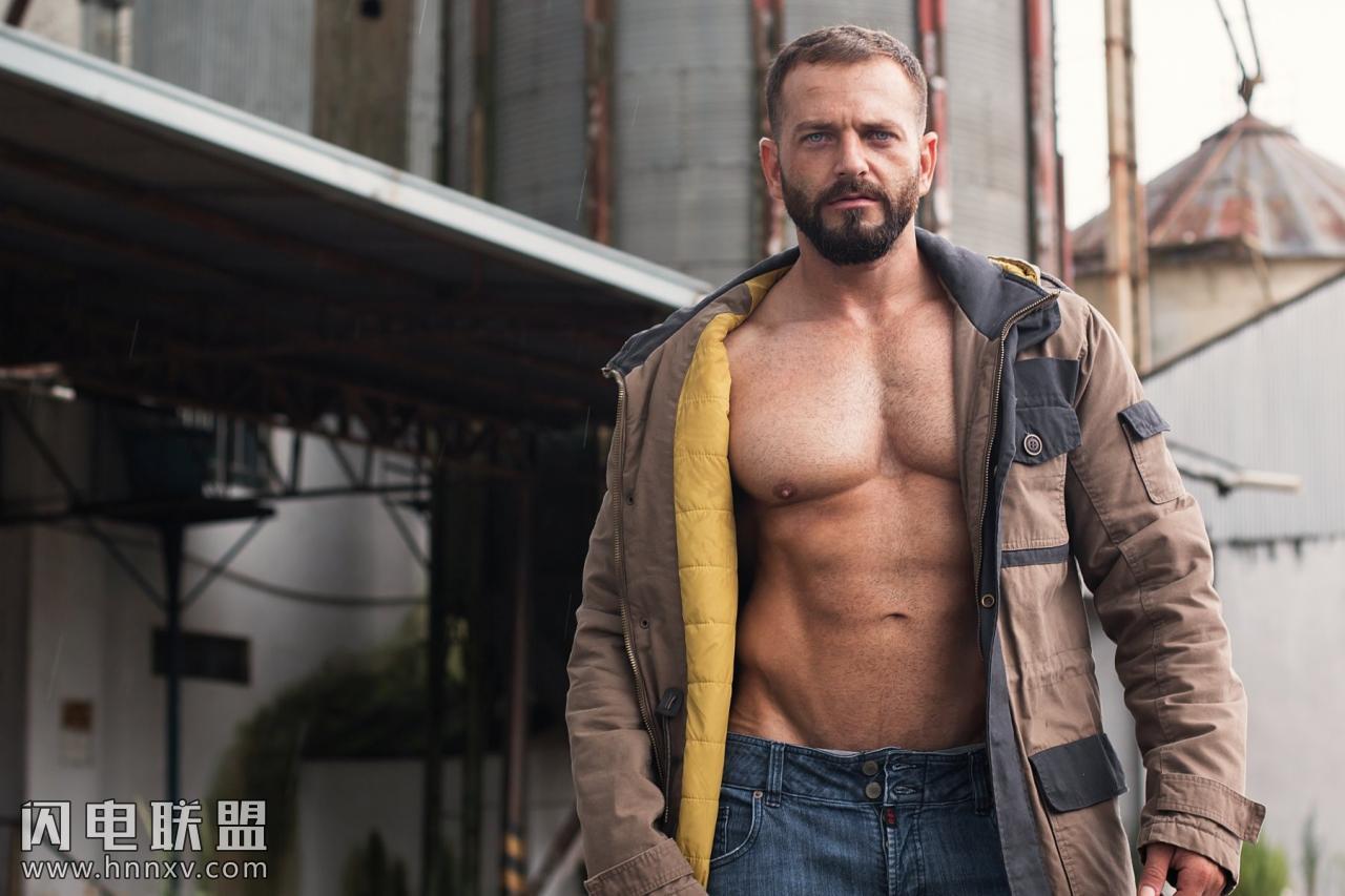 成熟欧美肌肉型男照片