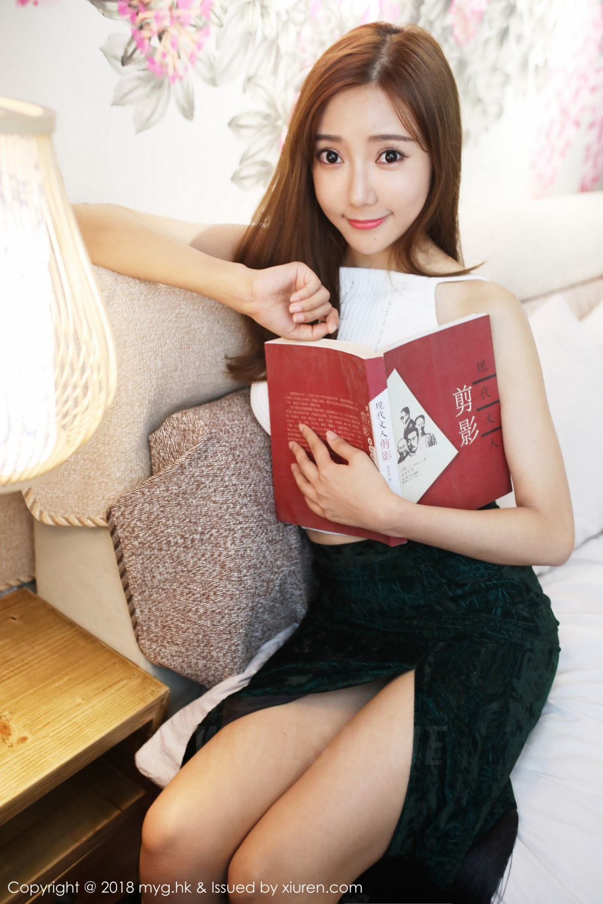 MyGirl 美媛馆 Vol.312 清纯美眉王馨瑶yanni