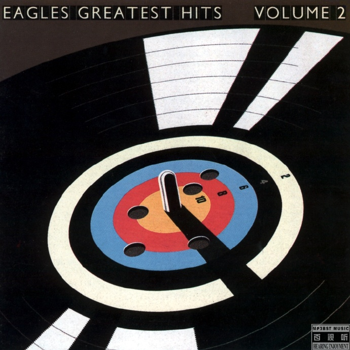 Eagles老鹰乐队 – 《Eagles Greatest Hits Volume 2》(1982_2013_2017)[24bit_96khz FLAC]