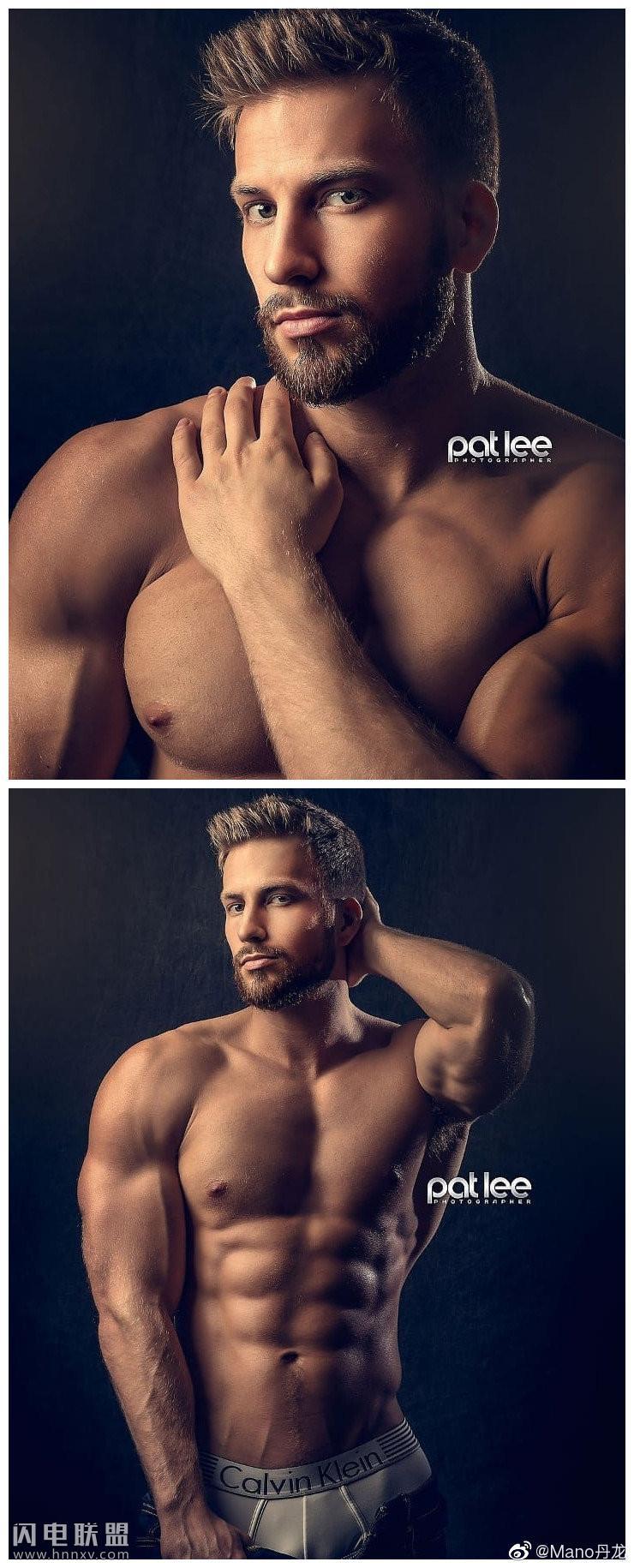 90后欧美肌肉男图片
