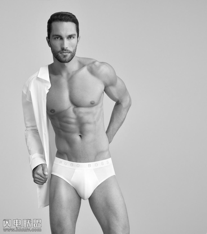 欧美性感内裤肌肉型男照片
