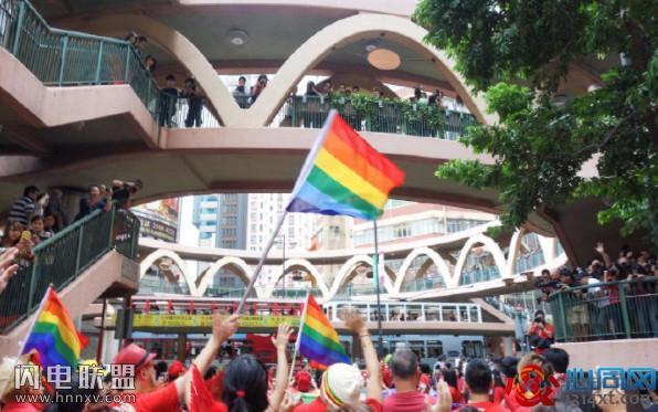 香港同性伴侣申请公屋被拒诉讼案开庭