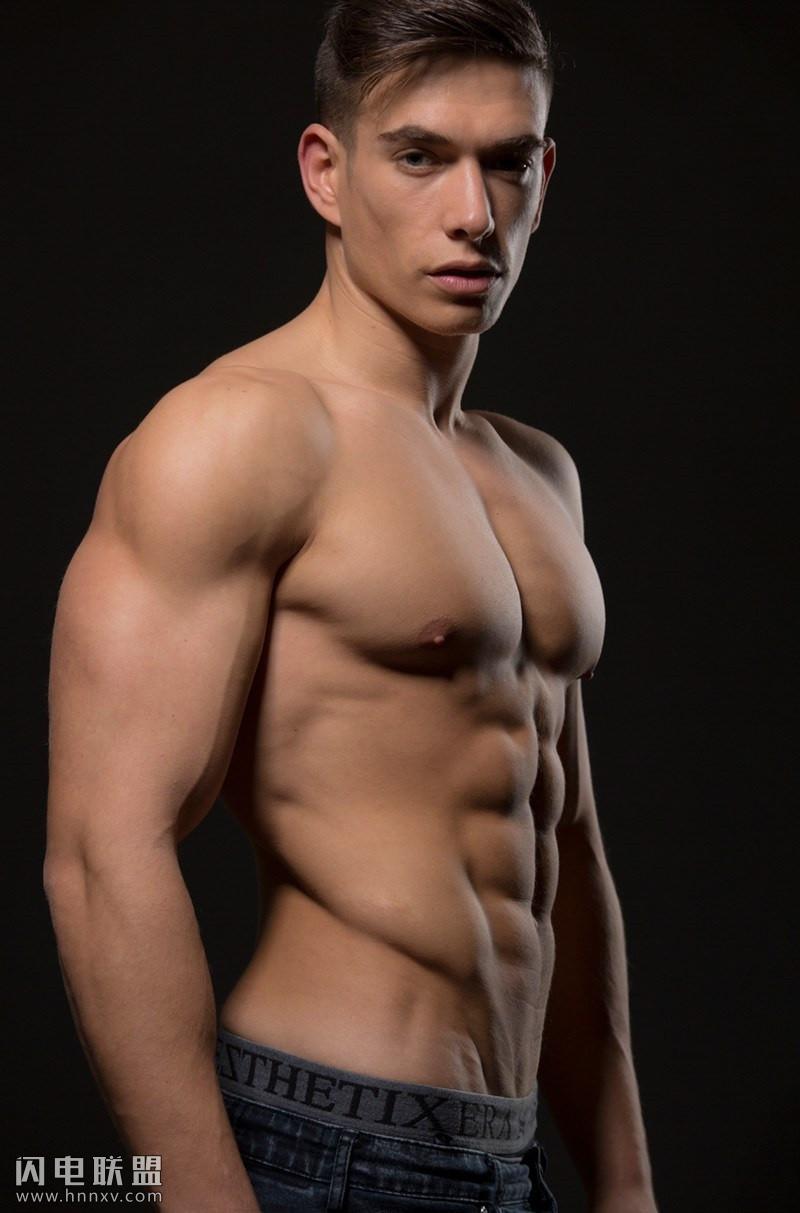 欧美极品肌肉帅哥小鲜肉私房写真图片
