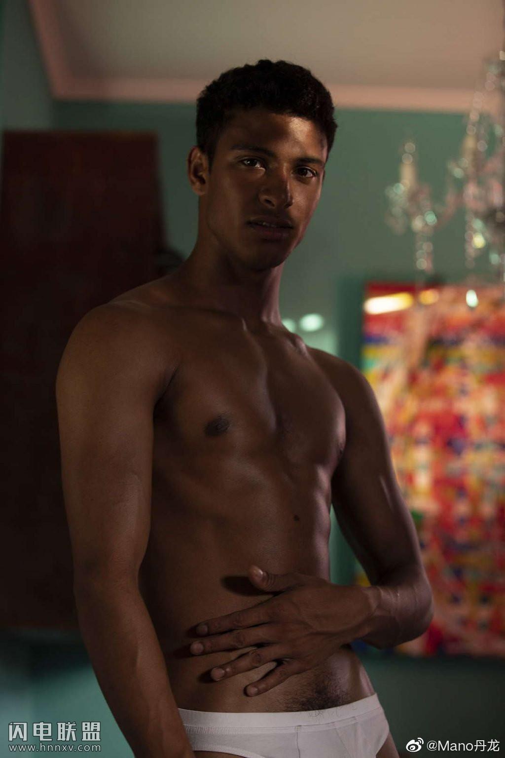 性感鲜肉巴基斯坦帅哥写真