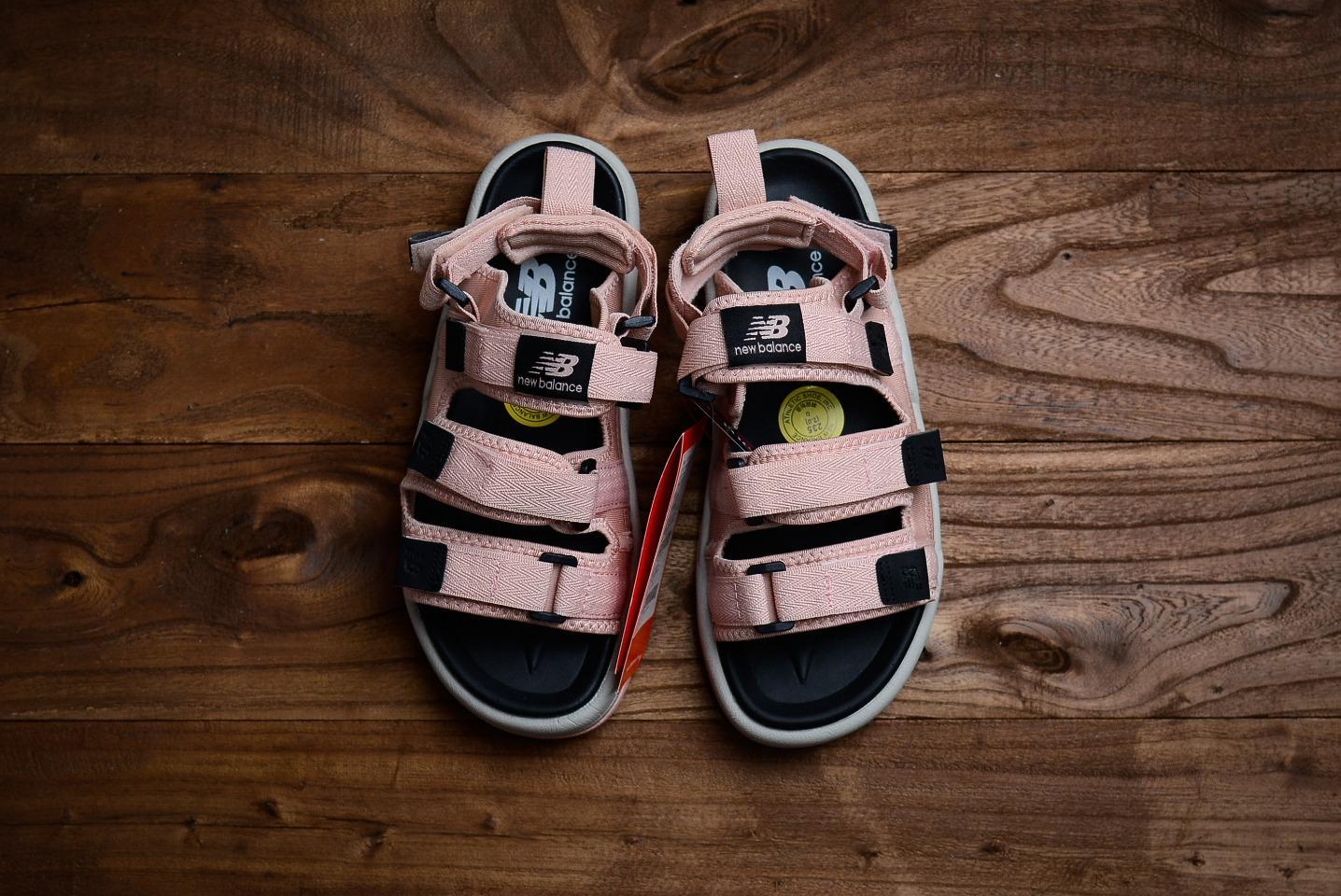 New Balance NB凉鞋一代 全粉 休闲凉鞋上架