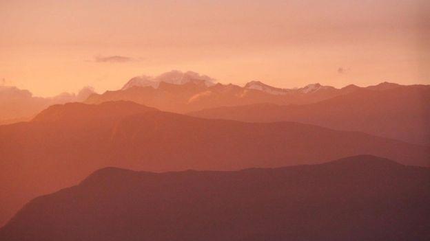 圣玛尔塔内华达山脉
