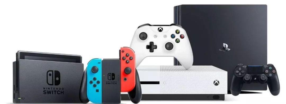 微软、任天堂、索尼,游戏公司居然联合起来了?