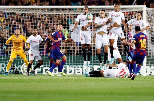 皇冠即时比分:一三四地!梅西破一2年最上进球荒 肆意球破门纪录超皮我洛_体