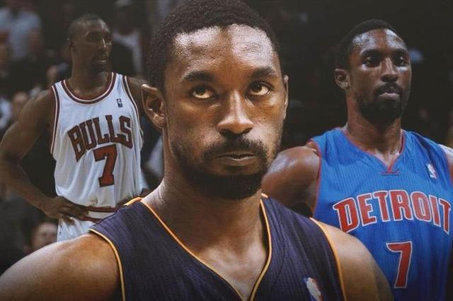 04年探花!23歲場均21分,單場42分對飆Ray Allen,為何31歲就退役?-籃球圈
