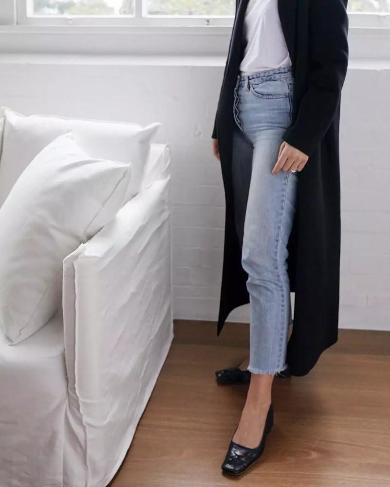 120斤腿不够细的女生 露脚踝也能显瘦吗?