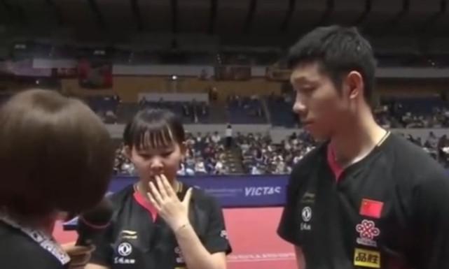 爆笑!遇到这样的日本翻译身经百战的两大国乒高手都懵了