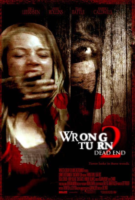 致命弯道2 Wrong Turn 2: Dead End