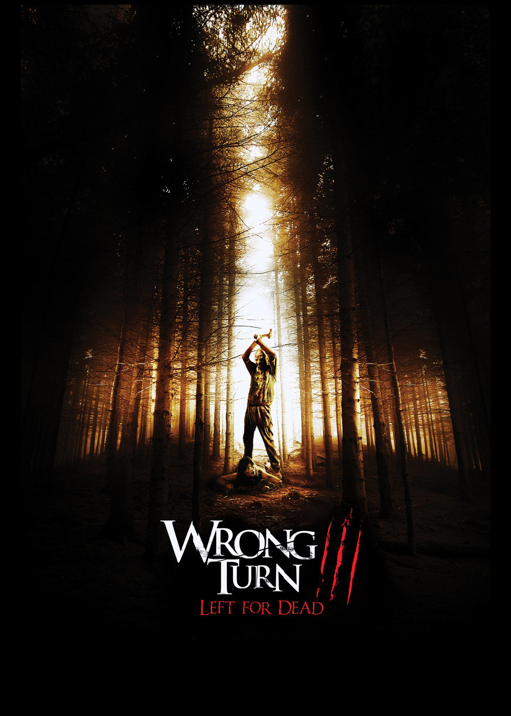 致命弯道3 Wrong Turn 3: Left for Dead