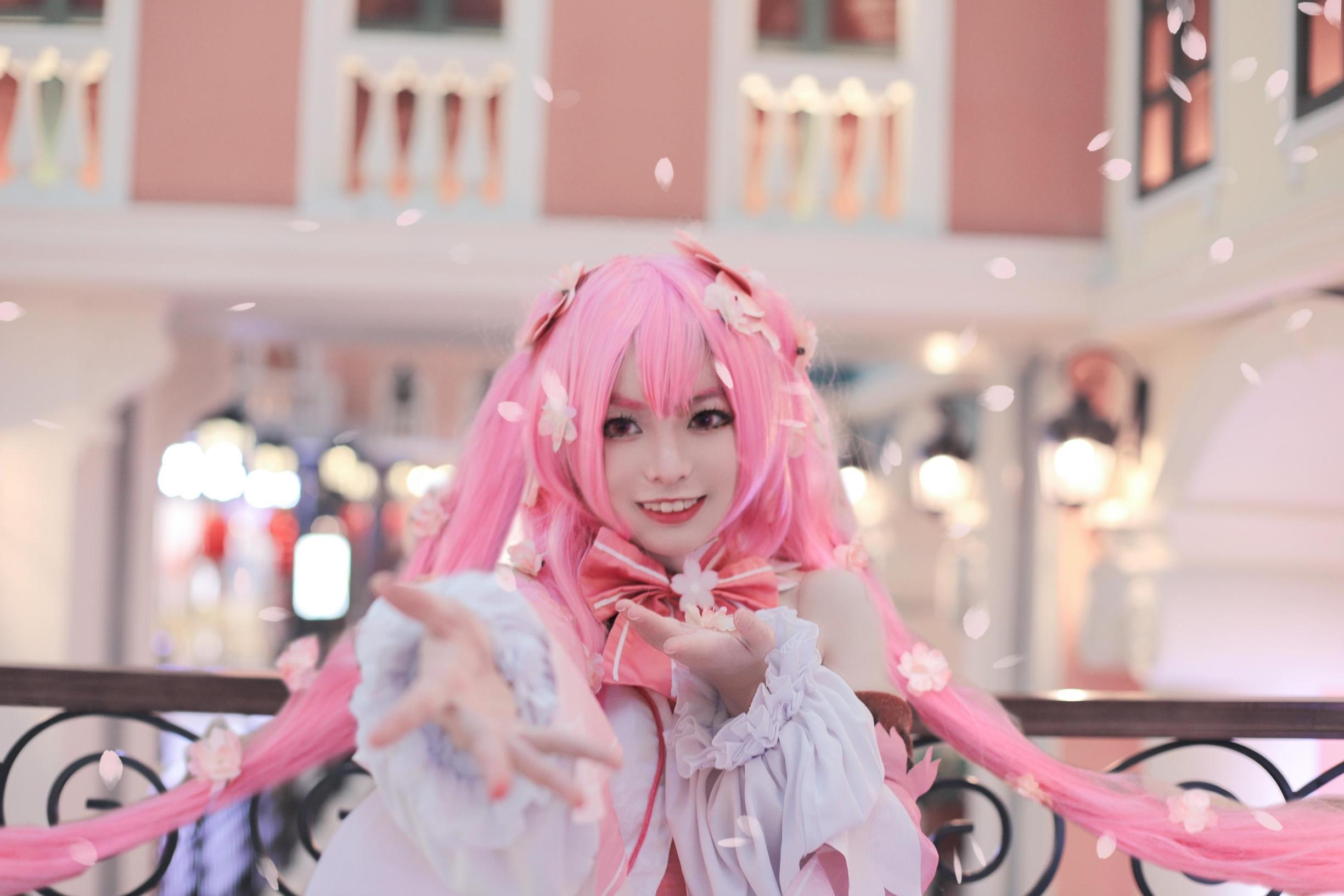 不敢cosplay【CN:阿普有毒且霸道】 -cosplay可爱图片插图