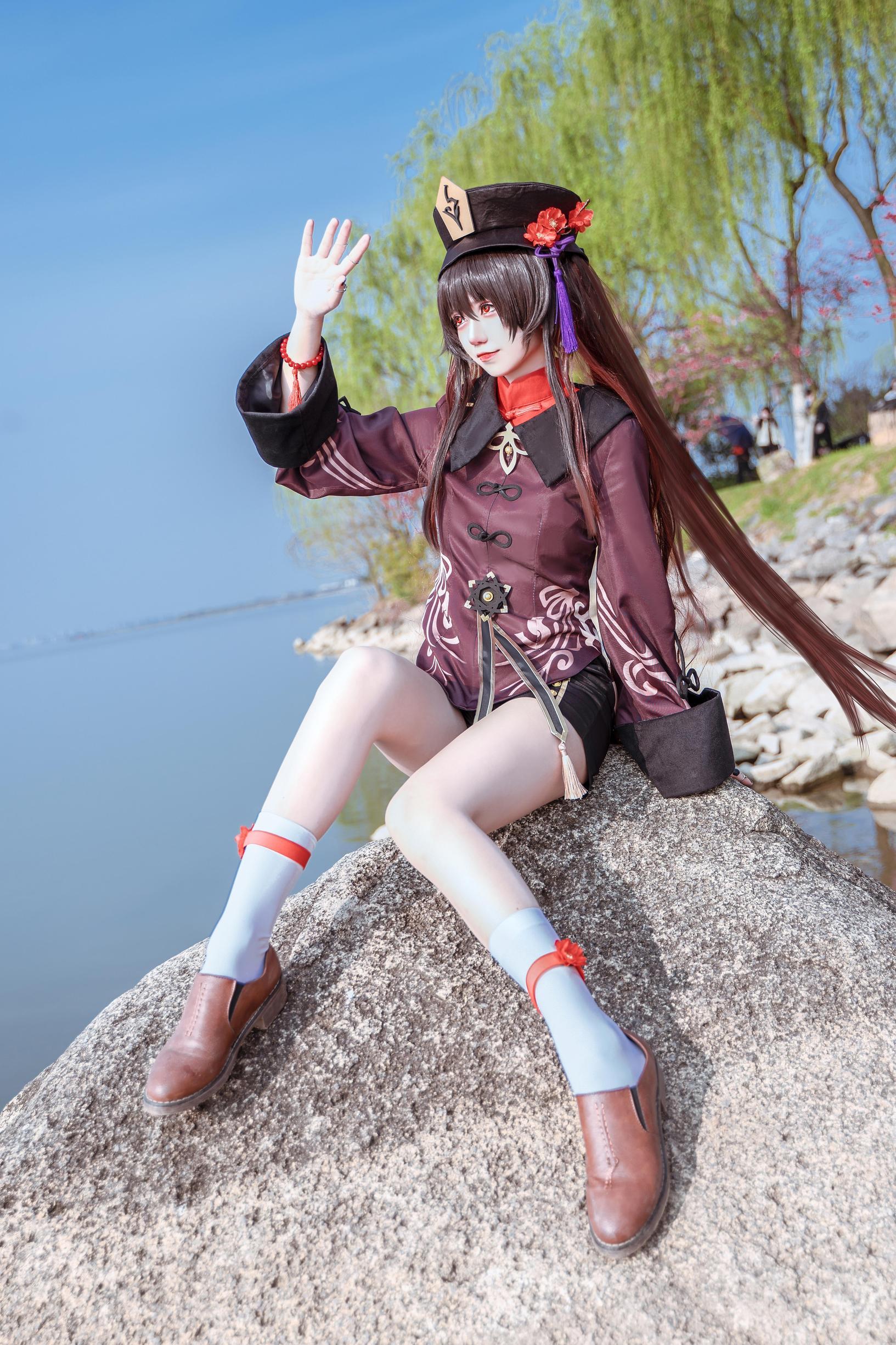 《原神》正片cosplay【CN:南千鲤Akirui】-第2张
