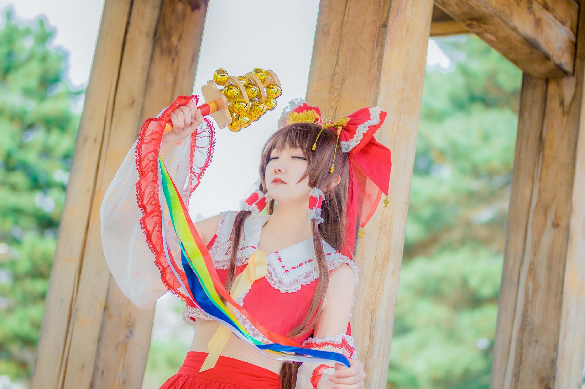 《东方PROJECT》正片cosplay【CN:cn博博】-第6张