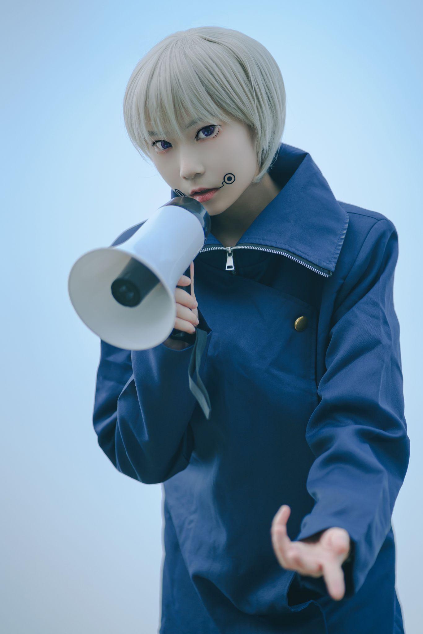 《咒术回战》正片cosplay【CN:雪雾】-第6张